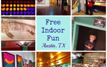Free Indoor Family Fun in Austin