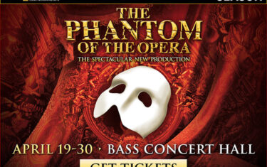 <i>Phantom of the Opera</i> : Broadway Comes to Austin April 19-30 (Plus a Ticket Giveaway!)