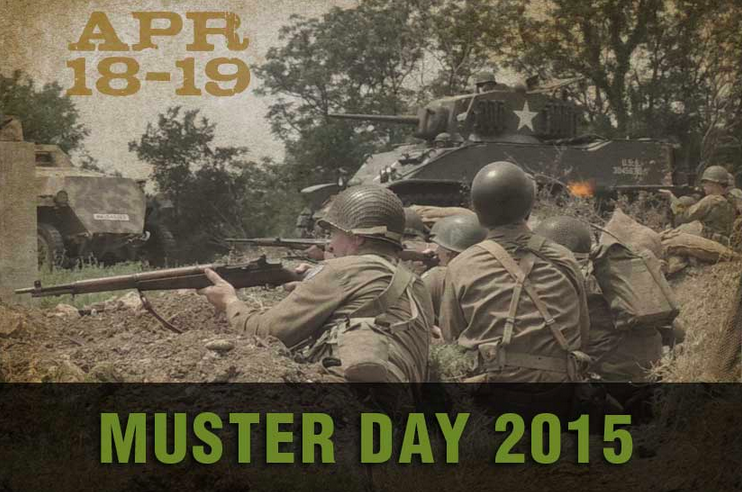 Camp Mabry Muster Day
