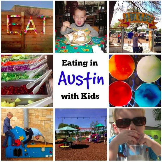 Family Friendly Restaurants Austin