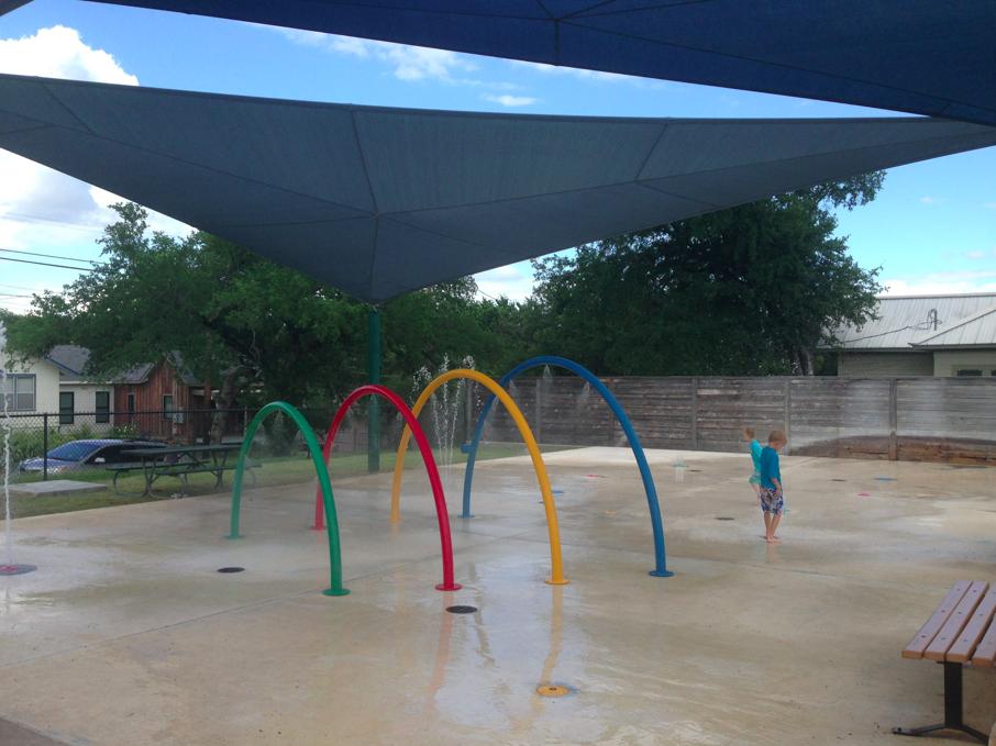 Clarksville Splash Pad