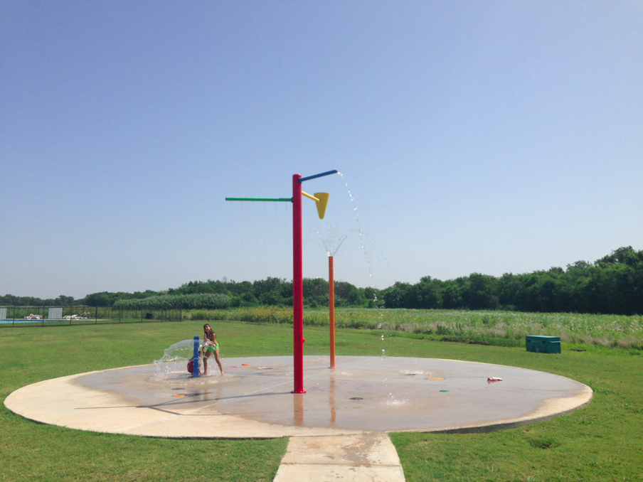 Glenwood Splash Pad
