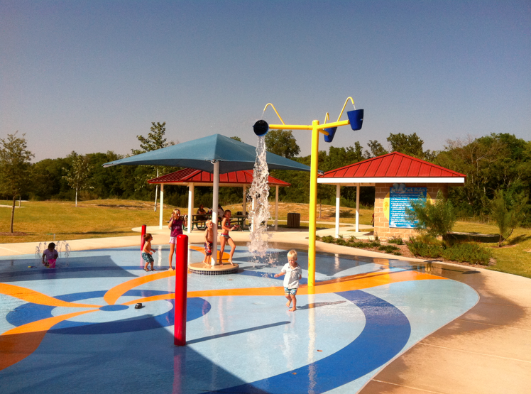 Falcon Pointe Splash Park