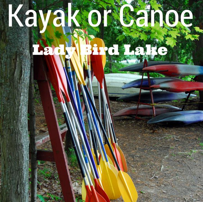 Canoe Kayak Rental Austin