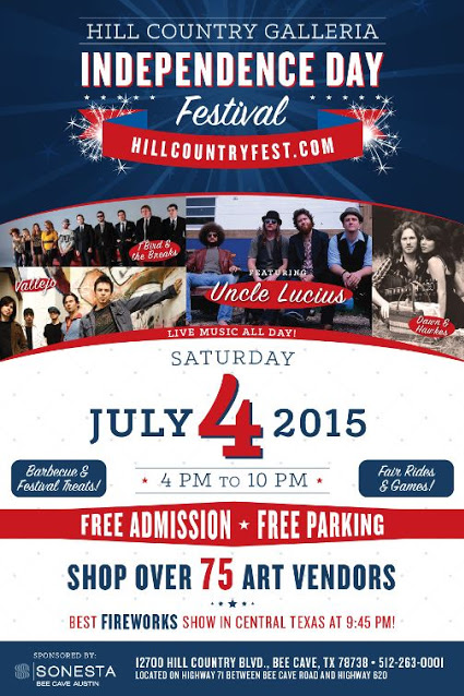 4th of July Hill Country Galleria