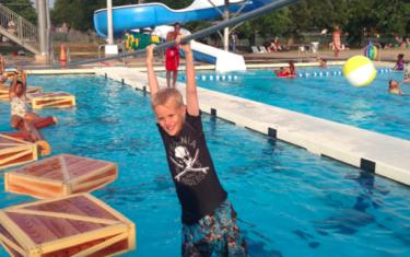 Micki Krebsbach Pool in Round Rock