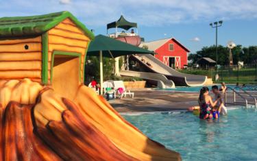 Scott Mentzer Pool in Pflugerville