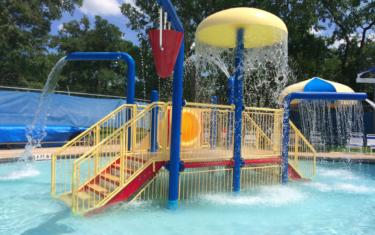 El Salido Pool in Anderson Mill
