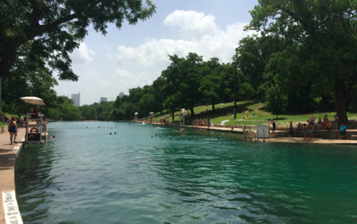 Absolutely Everything You Need To Know About Barton Springs Pool