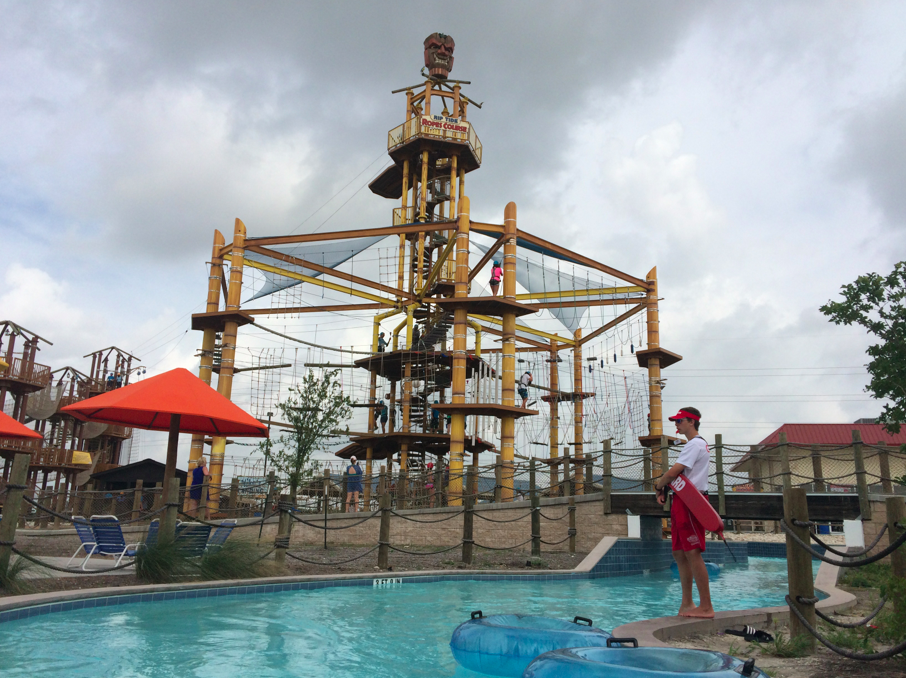 Hawaiian Falls Austin Texas