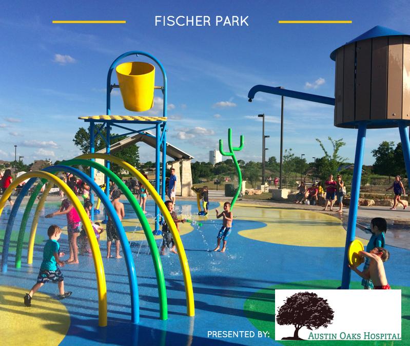 Fischer Park New Braunfels