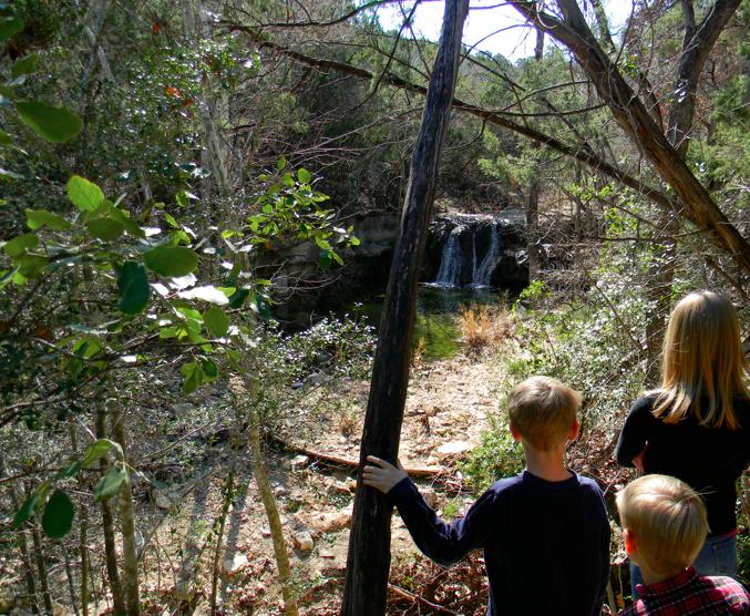 wild basin preserve austin