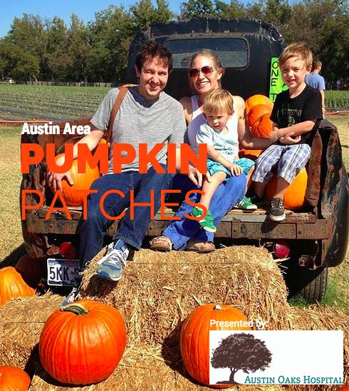 Austin Texas Pumpkin Fall Festival
