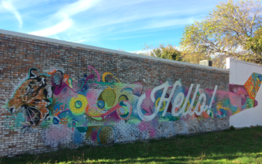 Our Favorite Austin Street Art: Graffiti, Murals, & Mosaics, 2017 Edition