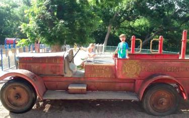 Fun Ideas for Kids Who Love Fire Trucks