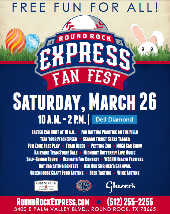 Round Rock Express Fan Fest