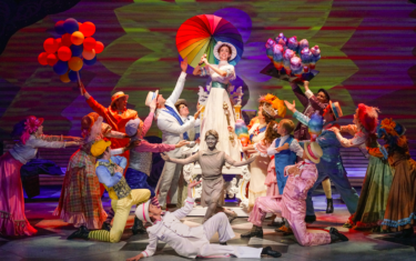 Mary Poppins Delights as ZACH's Summer Musical