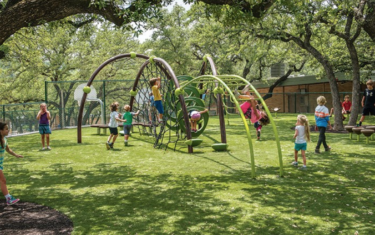 11 of Austin's Best Accessible Parks, Trails, and Playgrounds