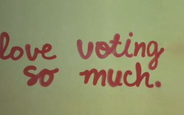 Voting Is So Austin! Here's How Austinites Are Encouraging Neighbors To Rock The Vote Austin Style