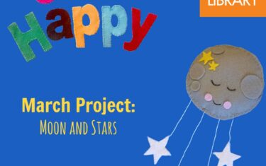 Sew Happy – Moon and Stars!