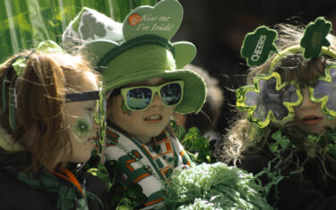 Check Out These 5 FREE St. Patrick's Day Events In Austin For The Whole Family!