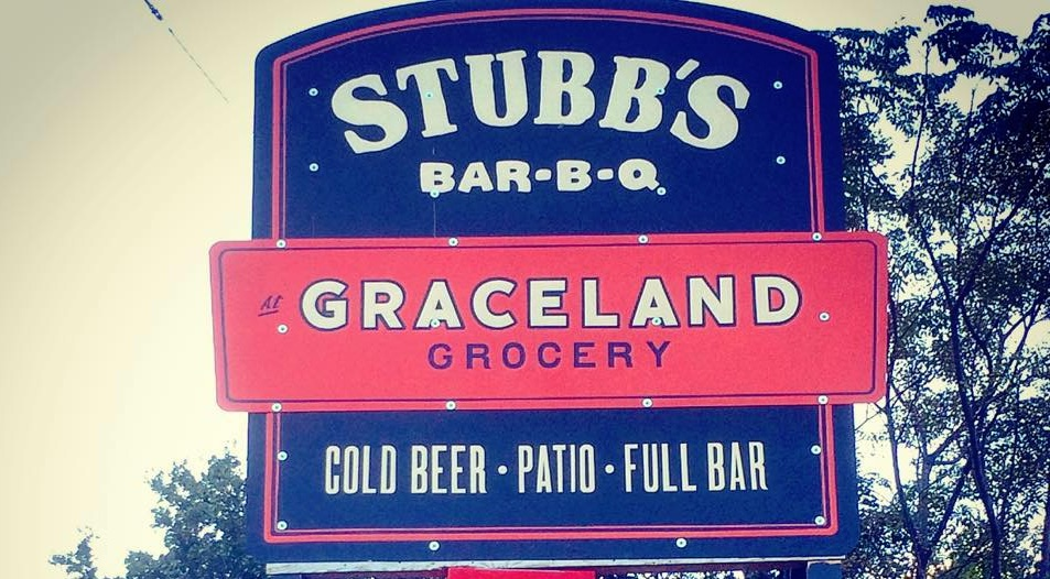 Photo from Stubb's at Graceland's Facebook page