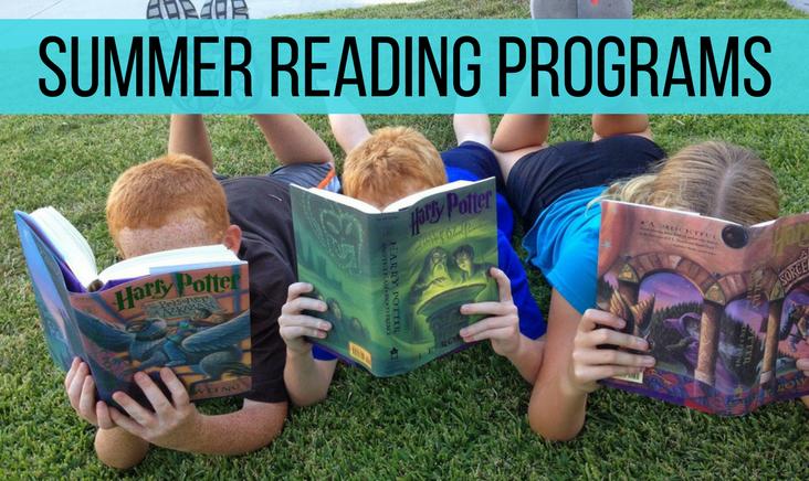 Summer Reading Programs (1)