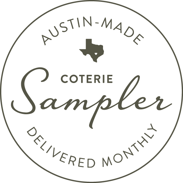 The Coterie Sampler logo