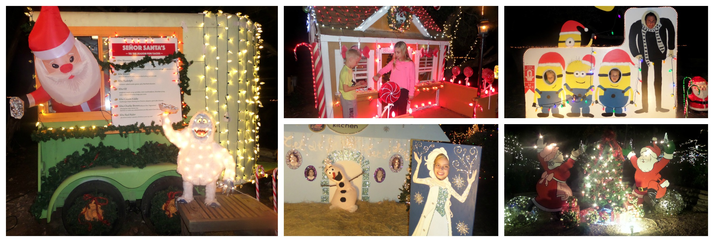Wimberley Trail of LIghts