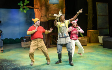 Giveaway: Winnie the Pooh at ZACH Theatre