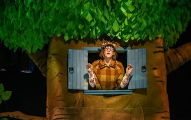 Review and Giveaway: Winnie the Pooh at ZACH Theatre