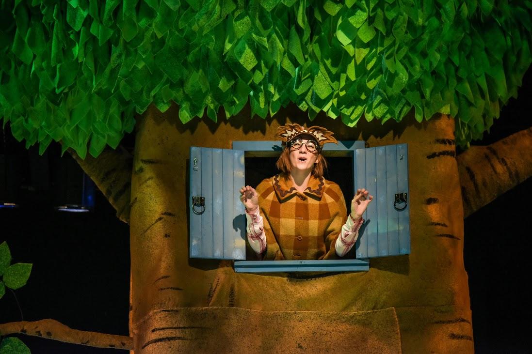 Winnie the Pooh at ZACH Theatre