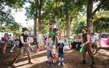 Here's How to Really Enjoy a Family-Friendly ACL Fest!