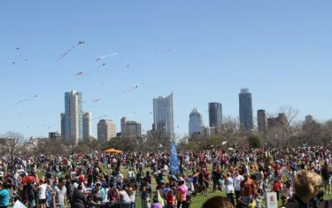 The 2017 Zilker Kite Festival Is Almost Upon Us — Get Ready Now!