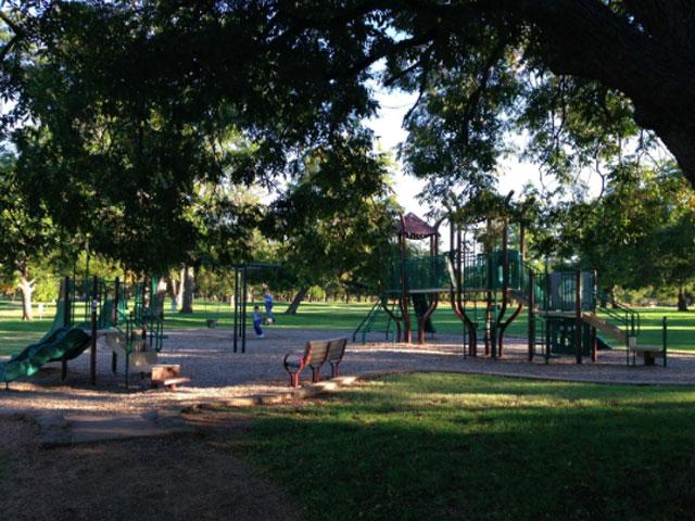 Berry Springs Park Playground