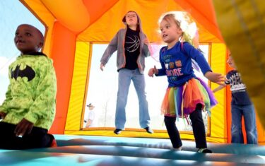 Win A Bounce House Rental For A Day!