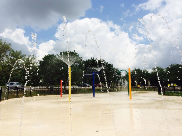 Brushy Creek Lake Park Playground