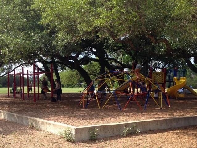 Circle C Metropolitan Park Playground
