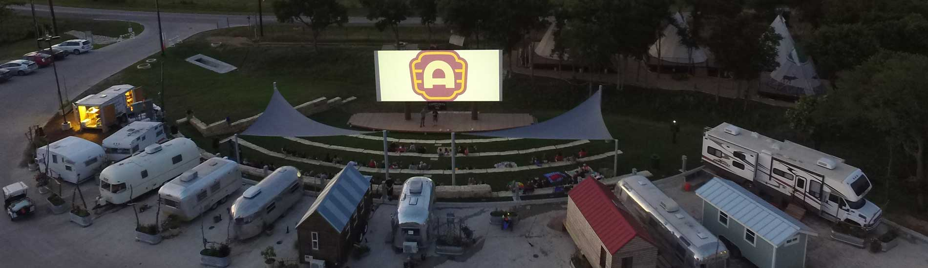 Community First Cinema Aerial 2