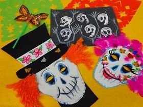 Dia de los Muertos Austin Public LIbrary