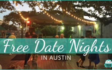 Free Date Nights in Austin: September 29 – October 2, 2016