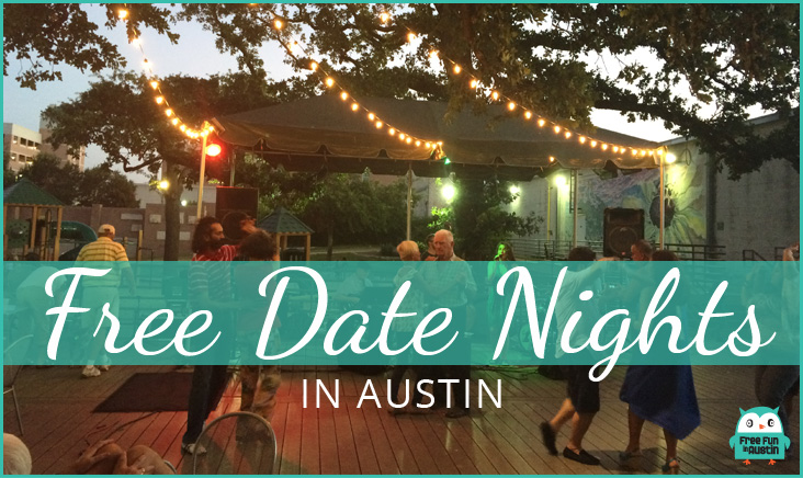 Free Things to do in Austin at Night