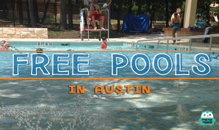 Free Pools in Austin