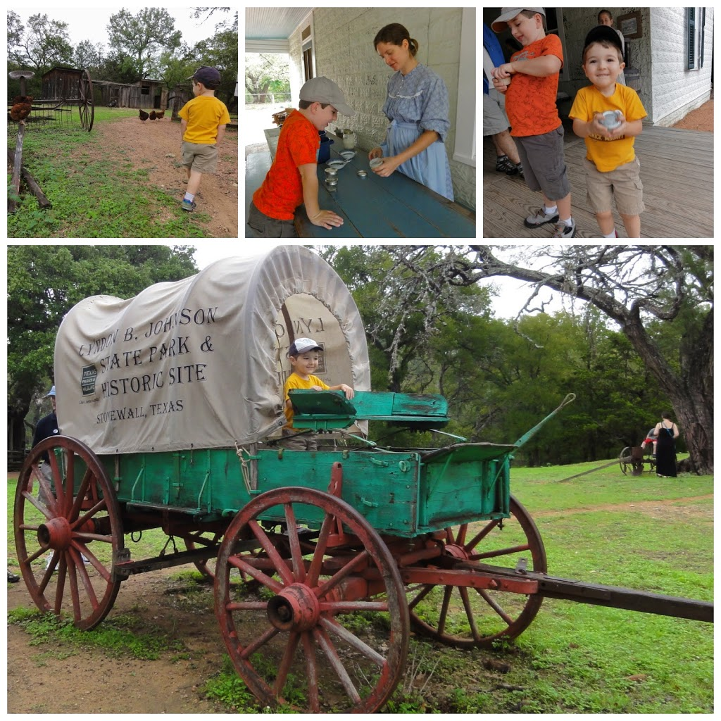 Day Trip from Austin: LBJ Ranch