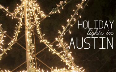Holiday Lights Displays in Central Texas