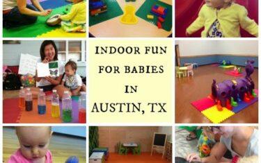Free Indoor Fun for Babies in Austin