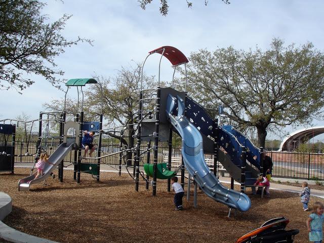 Meuller Lake Park Playground