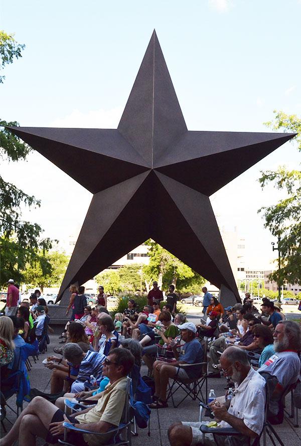 Music Under the Star