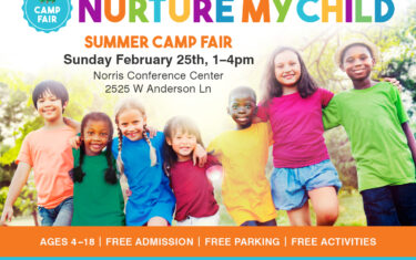 Find Summer Fun and Learning Opportunities for Your Children at Nurture My Child's FREE Summer Camp Fair