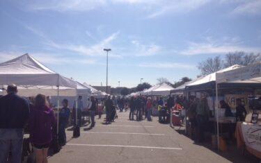 Saturdays at the Cedar Park Farmers Market